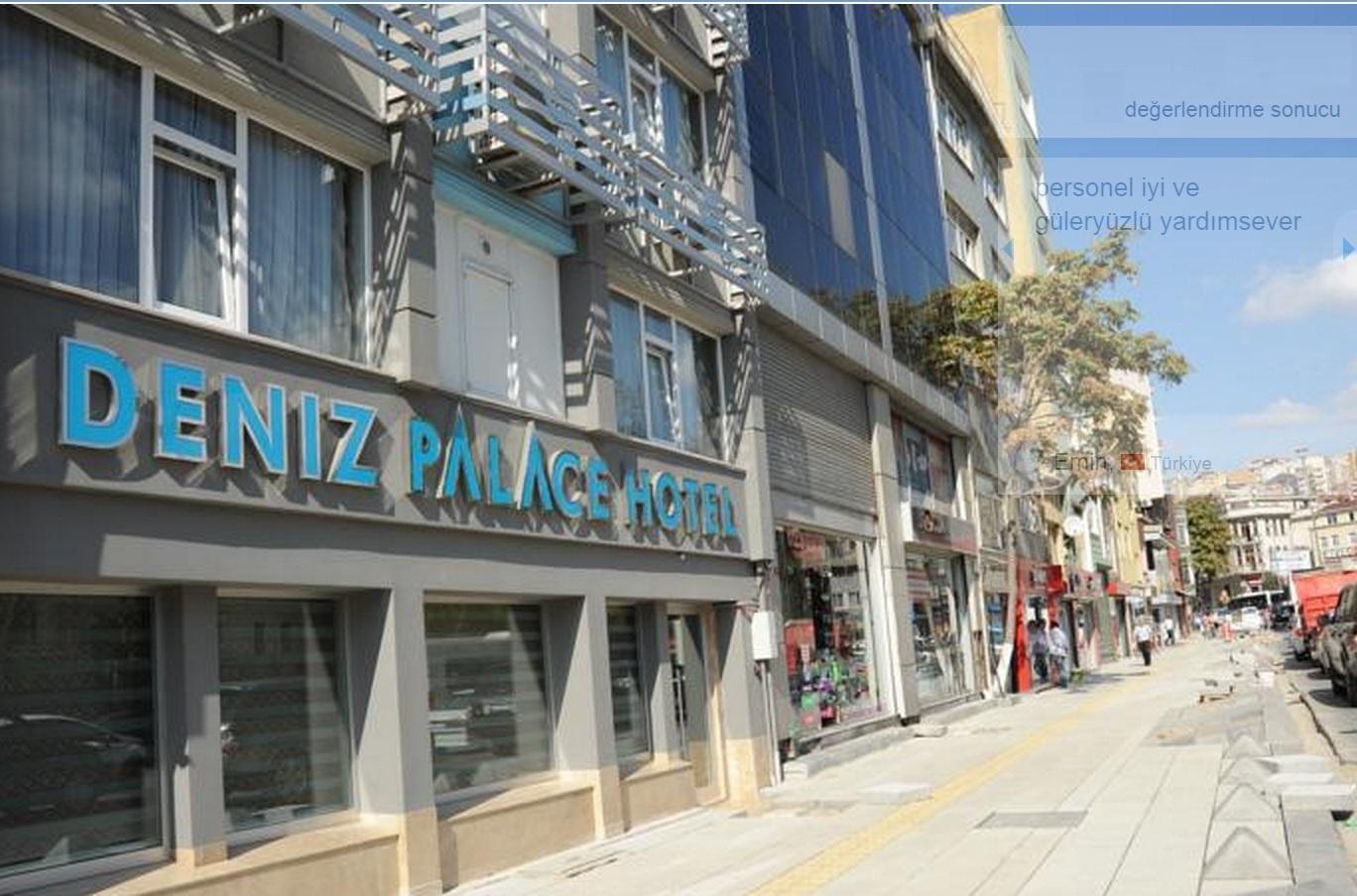 فندق للبيع و الإستثمار في بي اوغلو