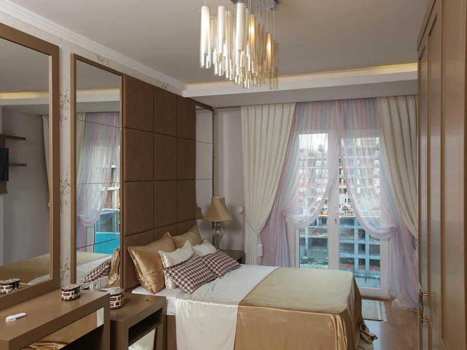 شقة في بيلك دوزو ضمن مجمع سكني جديد