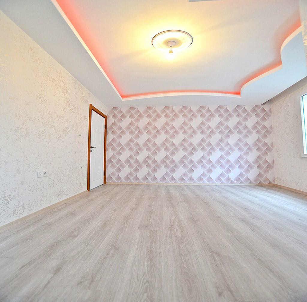شقة ضمن مجمع بإطلالة بحرية في بيلك دوزو
