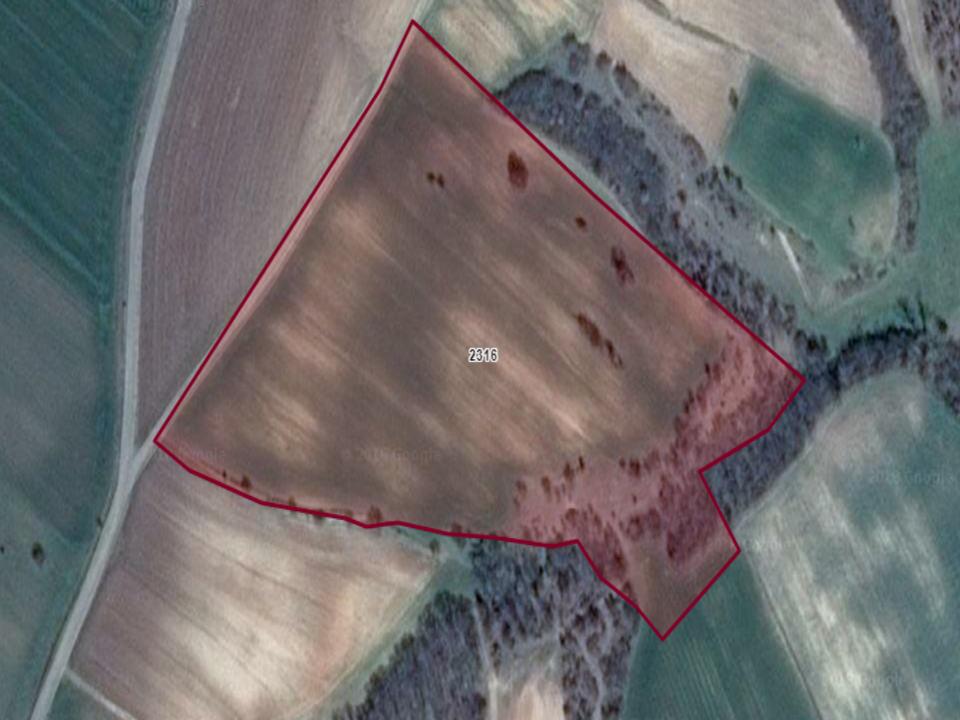 للاستثمار قطعة أرض في تكرداغ