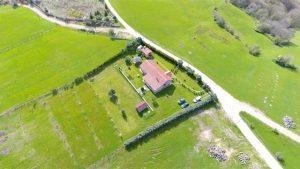مزرعة جاهزة للسكن مع الجنسية التركية