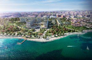 مشروع ميناء اسطنبول السكني