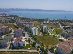 بيوت باطلالة بحرية في اسطنبول الاوروبية