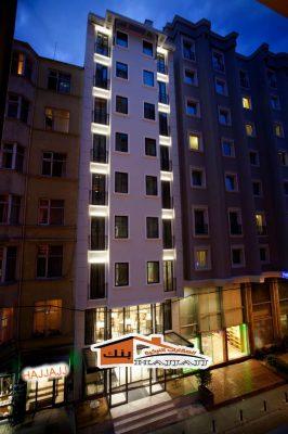 فندق للبيع بالقرب من تقسيم اسطنبول